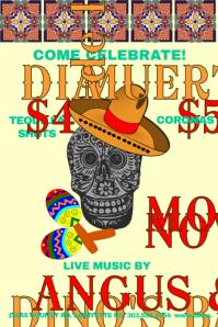 Dia De Los Muertos Bar