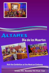 Altares exhibition