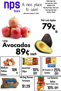 Grocery Ad