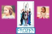 Frozen Disney Room Poster