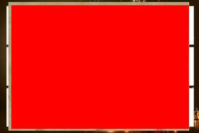 Blank Red Background with Border