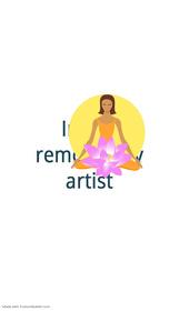 yoga teacher card template