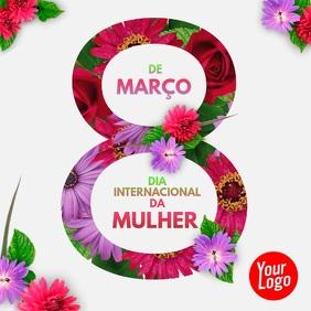 8 de março dia internacional da mulher video