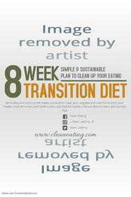 8 week diet Plan !