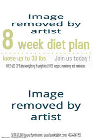 8 Week Diet Plan !