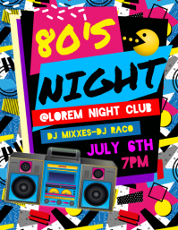80'S Night Flyer