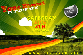 Outdoors Park Event