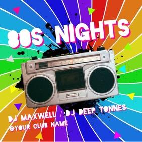 80s Nights
