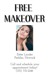 Free Makeover- Sales Pitch