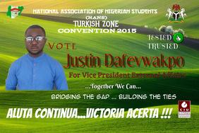 NANS Election Poster