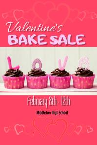 Valentine's Bake Sale