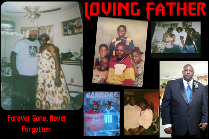 Father Collage