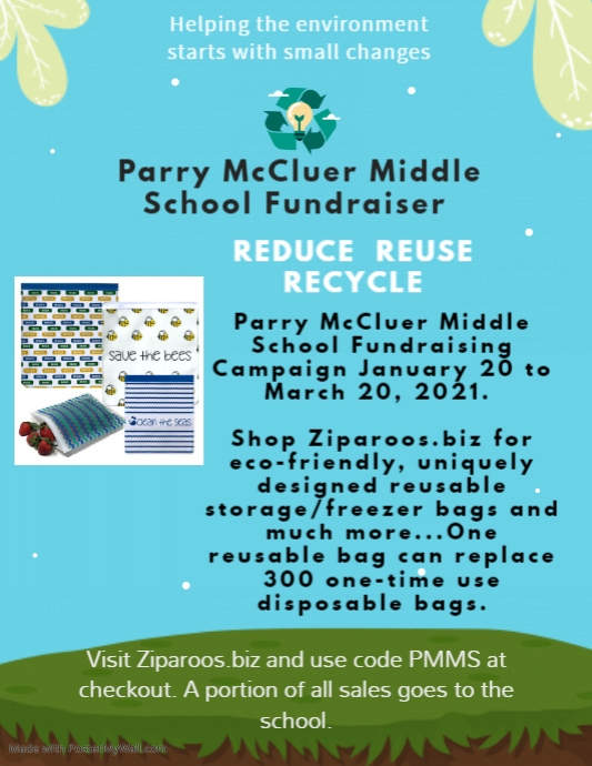 Copy of Recycling Advertisement Flyer