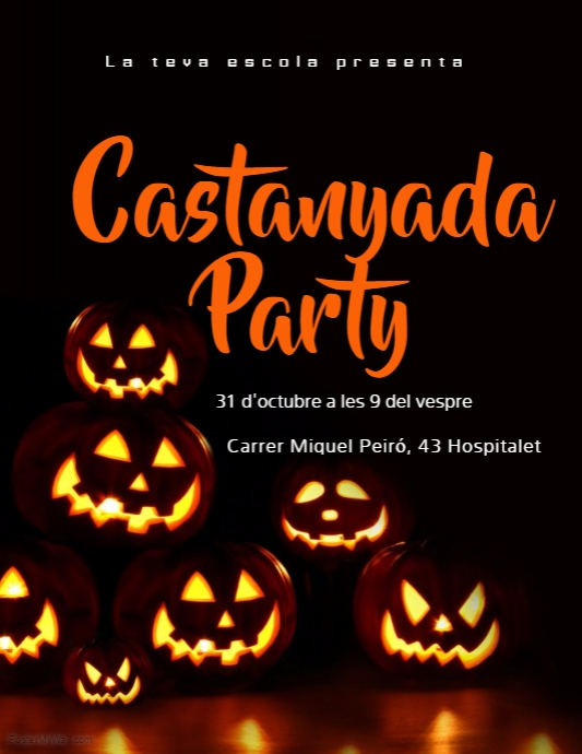 Copy of Halloween Party