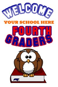 Welcome Fourth Graders