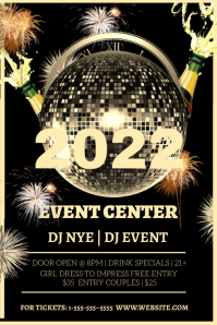 NYE Event Template