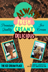 Always Fresh Ice Cream Chocolate