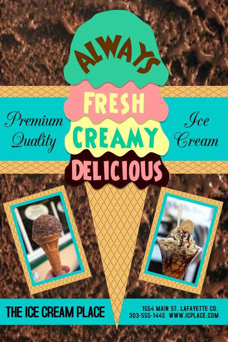 Always Fresh Ice Cream Chocolate