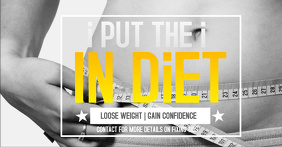 Weight Loss Facebook Image Template