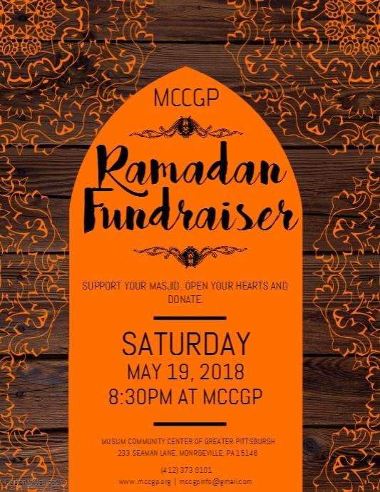 Ramadan Fundraiser 2017