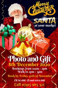 Santa at your Market
