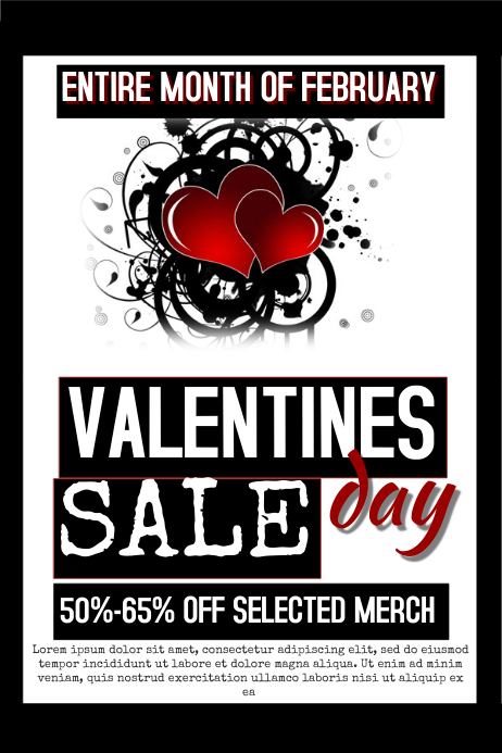 Vaentines Day Sale