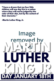 mlk day flyers