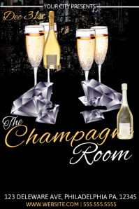 new years /champagne