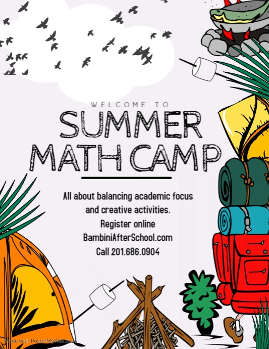 2020 Summer Math School