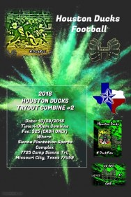 Baytown Thunder Tryouts