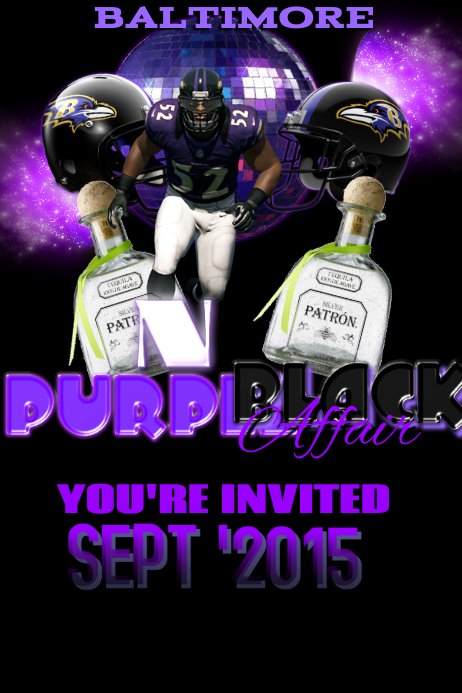 FOOTBALL FLYER Poster template
