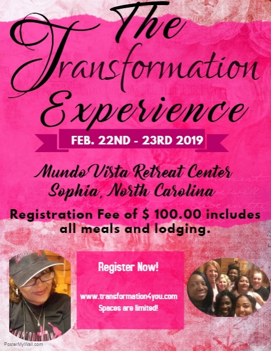 Copy of Women's Conference Flyer