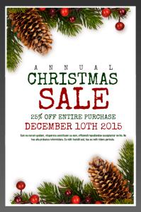 Annual Christmas Sale
