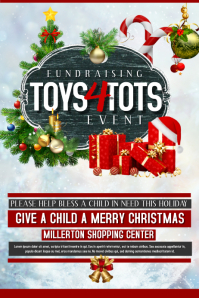 150 Customizable Design Templates For Toys For Tots Postermywall
