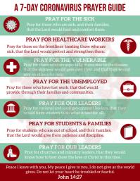 A 7-Day Coronavirus Prayer Guide