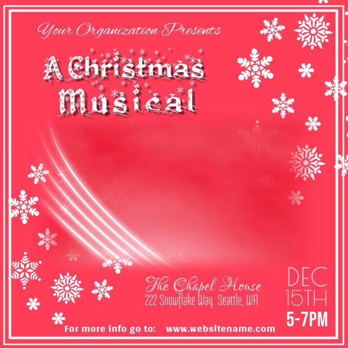 A Christmas Musical Video