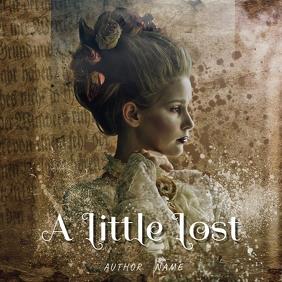 A little lost album Cover