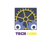 A Tech Logo template