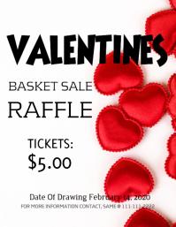 A Valentines Basket Raffle