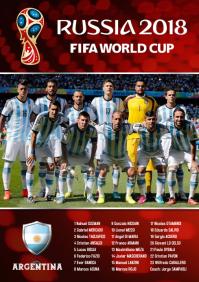 A2 Argentina Squad