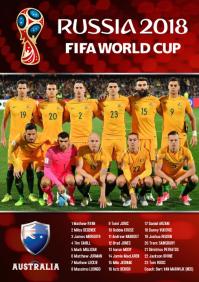 A2 Australia Squad
