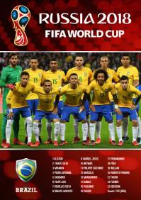 A2 Brazil squad