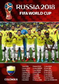 A2 Colombia Squad