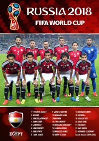 A2 Egypt Squad