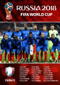 A2 France Squad