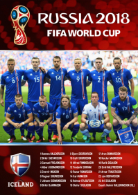 A2 Iceland Squad