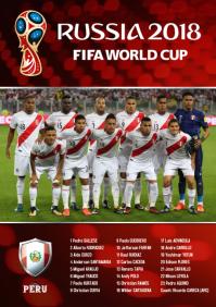 A2 Peru squad