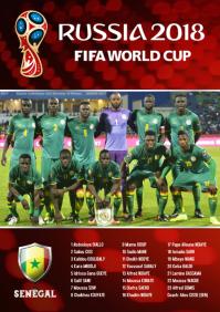 A2 Senegal squad