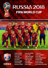A2 Serbia Squad