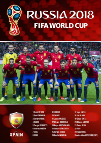 A2 Spain Squad